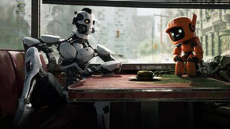 觀賞三個機器人。第 1 季第 2 集。